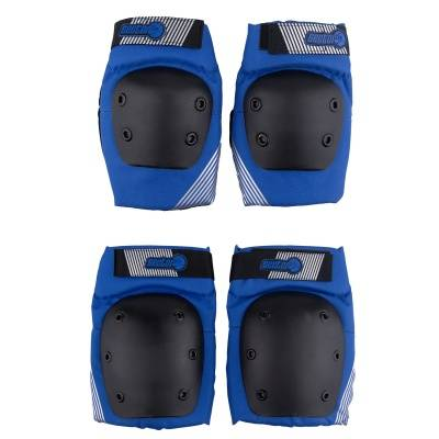 Комплект защиты SECTOR9 PURSUIT PAD SET BLUE SS20