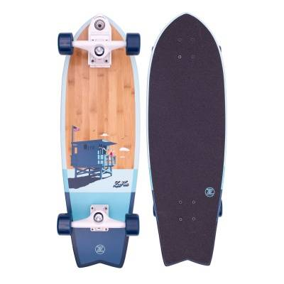 Лонгборд Z-FLEX  BAMBOO SURFSKATE FISH SS20