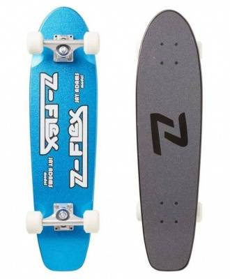 Лонгборд Z-FLEX JAY ADAMS METAL FLAKE BLUE SS19