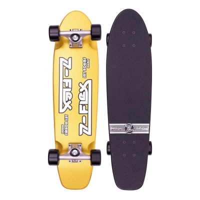 "Круизер Z-FLEX METAL FLAKE GOLD 29"" CRUISER SS21"