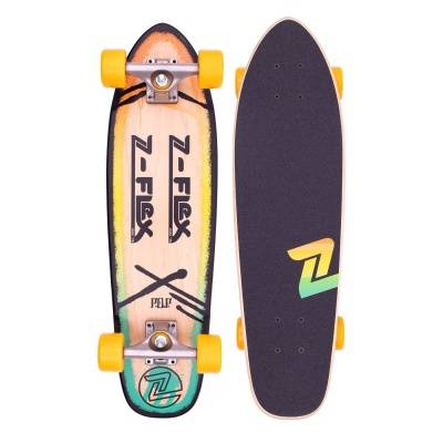 Лонгборд Z-FLEX CRUISER POP RASTA SS20