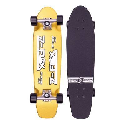 Лонгборд Z-FLEX METAL FLAKE CRUISER GOLD SS20