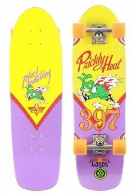 Круизер DUSTERS Robert Williams Prickly Heat Cruiser Complete SS20