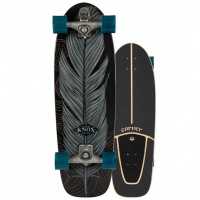 Серфскейт CARVER C7 KNOX QUILL SURFSKATE COMPLETE SS21