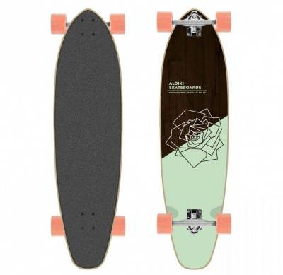 Лонгборд ALOIKI LONGBOARDS ASTER KICKTAIL COMPLETE SS20