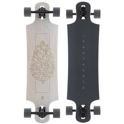 Лонгборд LANDYACHTZ DROP HAMMER WHITE OAK SS20