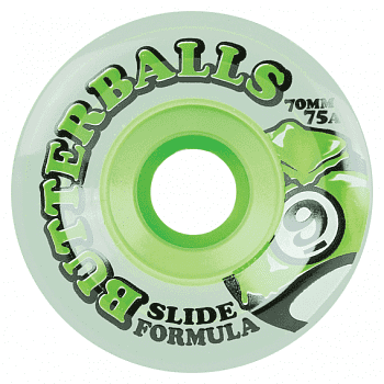 Колеса SECTOR9 BUTTERBALL SLIDE WHEEL SS19