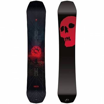 Сноуборд CAPITA THE BLACK SNOWBOARD OF DEATH SS20