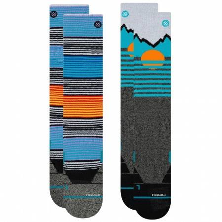 Носки STANCE MENS MOUNTAIN 2 PACK SS20