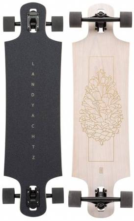 Лонгборд LANDYACHTZ DROP HAMMER WHITE OAK SS19